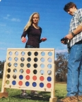 Rental store for Connect Four 36  x 30  w  42 discs in San Diego CA