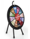 Rental store for Table Top Prize Wheel 12 Slot in San Diego CA