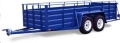 Rental store for 5x12 Utility Trailer  2 axle in San Diego CA