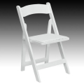 Rental store for Resin White Padded Chair in San Diego CA