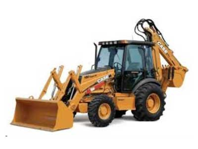 Rent Backhoes