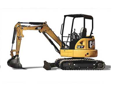 Rent Excavating Equipment