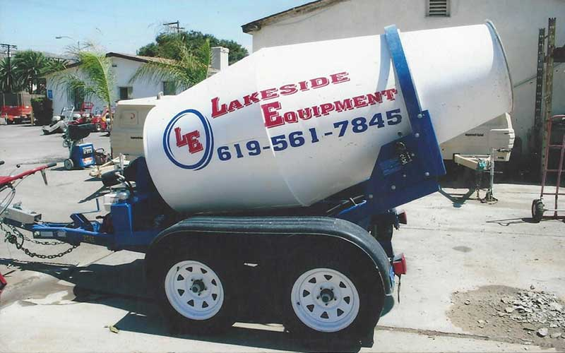 Cart-Away Concrete in the San Diego Metro area